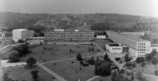 A Miskolci Egyetem Épületeinek kialakulása