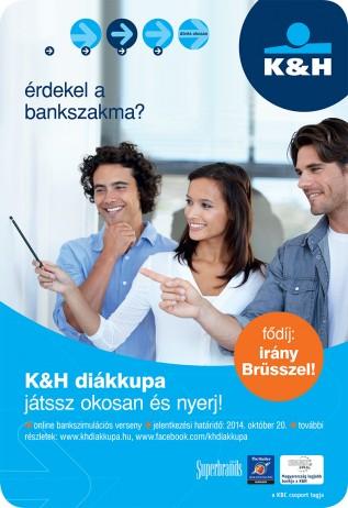 K&H diákkupa bankszimulációs verseny