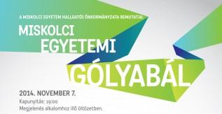 Miskolci Egyetemi Gólyabál 2014