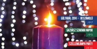 2014. december, II.évfolyam 10.szám