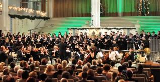 Karácsonyi Hangverseny a Miskolci Egyetemen
