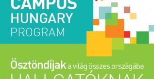 Campus Hungary Pályázati Felhívás