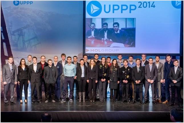 Nemzetközi MOL UPPP verseny