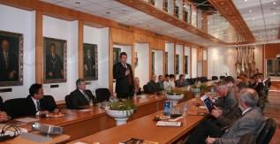 Új, modern hegesztőgépet kapott a Miskolci Egyetem