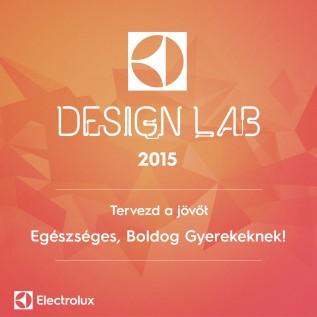 Várja a nevezéseket a 2015-ös Electrolux Design Lab!