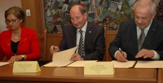 Együttműködési megállapodás született a Miskolci Egyetem és a MISEK között