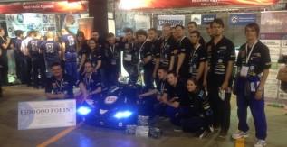 A Miskolci Egyetem ME-Kart csapata megvédte címét önjáró gokartjával