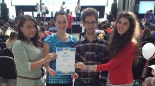 A Vadlaw különdíjat nyert 'Az Év Diáklapja 2015' versenyen