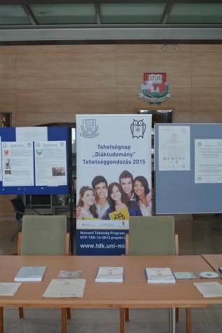 """Ifjú kutatókat ünnepeltek a Miskolci Egyetem """"Tehetségnapján"""""""