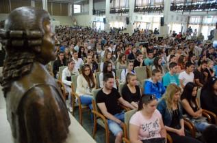 Ökumenikus Pünkösdi Nyílt Napot tartottak a Miskolci Egyetemen