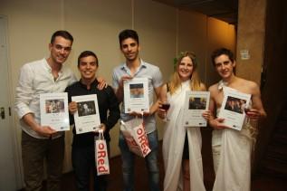 Exchange students said farewell to Miskolc - ESN Farewell Night