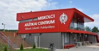 Átadták a Miskolci Atlétikai Centrumot