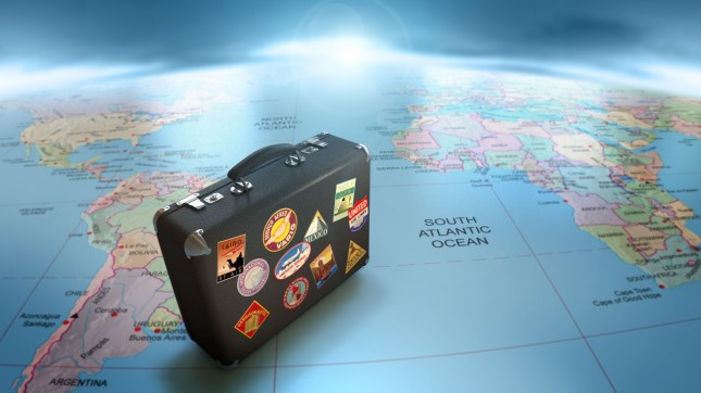 Travel through the Ages - The History of Travelling