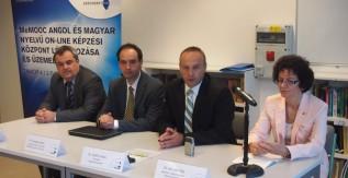 Online képzési központot hoz létre a Miskolci Egyetem
