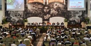 Megkezdődött a közgazdászok 53. vándorgyűlése Miskolcon