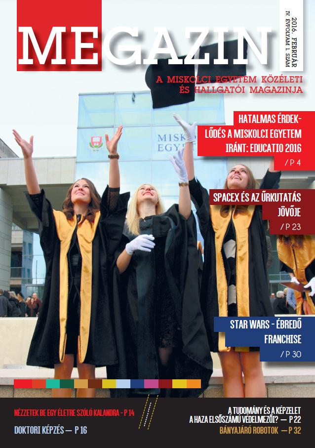 2016. február, IV. évfolyam 1. szám