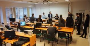 Átadták a felújított Jabil laboratóriumot a Miskolci Egyetemen