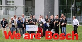 Ismét tarolt egyetemünk csapata a Go-kart, Go-Bosch versenyen