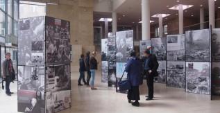 Hidegháborús kiállítás nyílt az egyetemen
