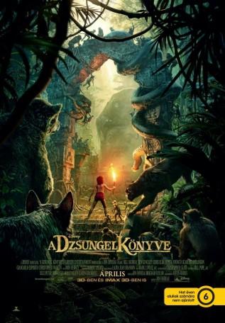 Moziajánló: A dzsungel könyve
