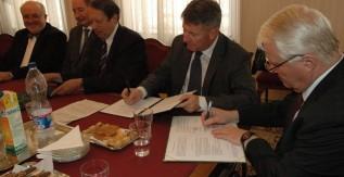 Megállapodást írt alá a Miskolci Egyetem a Magyarországi Evangélikus Egyházzal