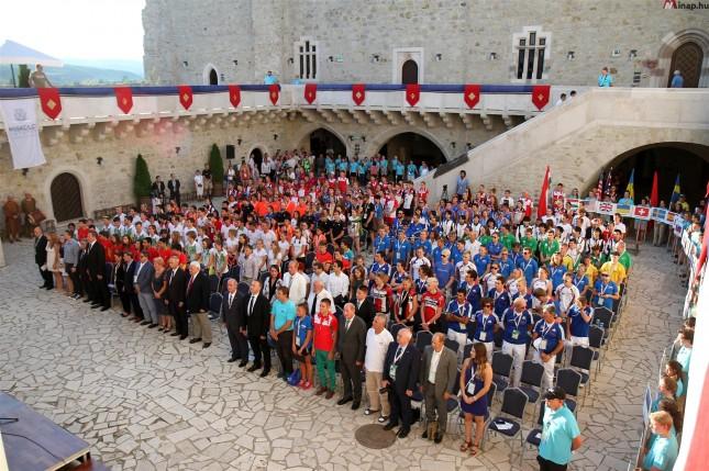 XX. Tájékozódási Futó Egyetemi Világbajnokság