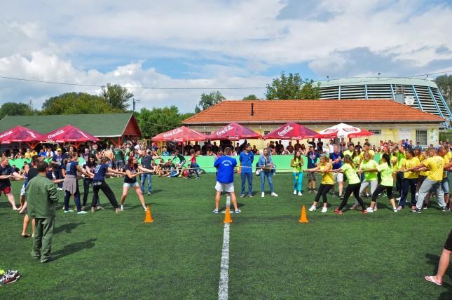 Élményekben gazdag Gólyatábor a Miskolci Egyetemen