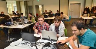 Ericsson C++ Programozó Bajnokság 2016