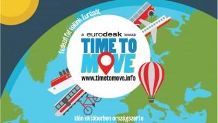 Time to Move: fedezd fel velünk Európát!
