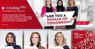FEMMe Ösztöndíjprogram 2016