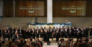 Karácsonyi koncert a Díszaulában