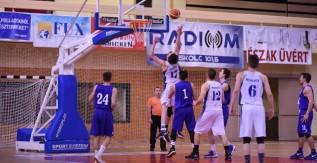 Országos döntőben a Miskolci Egyetem kosárcsapata!