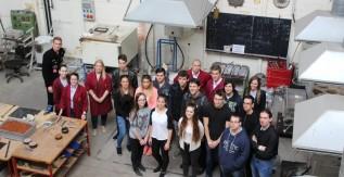 Tárt karokkal várja az ipar az anyagmérnök duális hallgatókat