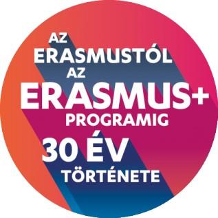 30 éves az Erasmus+