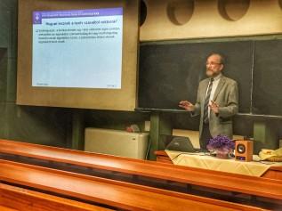 Az ország alkalmazott nyelvészei a Miskolci Egyetemen