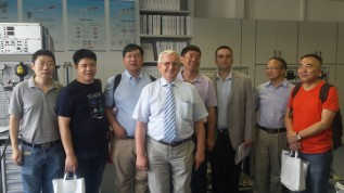 Kínai járműipari delegáció látogatása a Miskolci Egyetemen