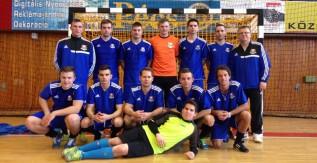 Történelmi sikert ért el a Miskolci Egyetem futsalcsapata!