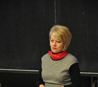 Veresné Dr. Somosi Mariann, a Miskolci Egyetem Gazdaságtudományi Karának új dékánja