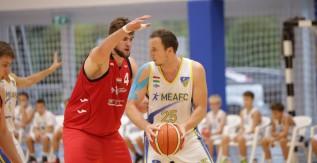 Remek csapatmunkával újabb idegenbeli MEAFC siker!
