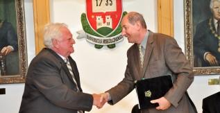 Innovatív együttműködés Egyetemünk és Berente község önkormányzata között