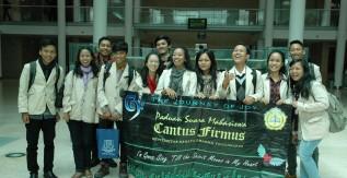 Indonéz csoport látogatása a Miskolci Egyetemen