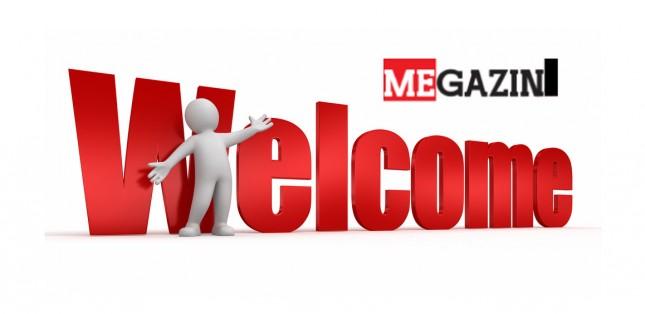 Elindultunk! Üdvözlünk a MEgazin weboldalán!