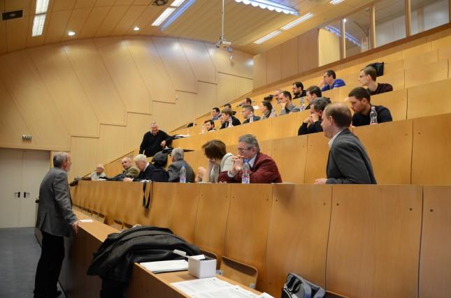 Nemzetközi hegesztő szakmérnöki workshop