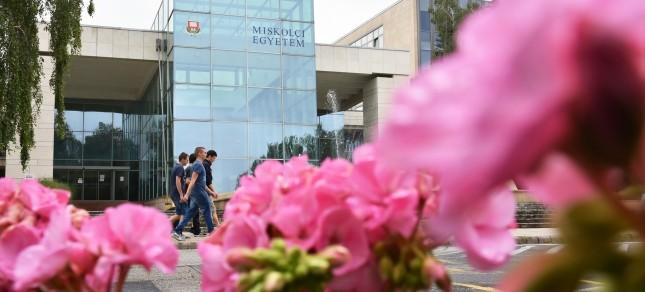Öt éves rekordot döntött a Miskolci Egyetem