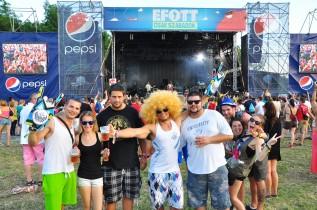 EFOTT 2014 - Fergeteges hangulat az EFOTT 2. Napján