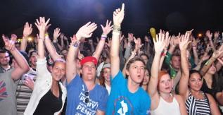EFOTT 2014 - Óriási fesztiválhangulat az EFOTT 3. Napján!
