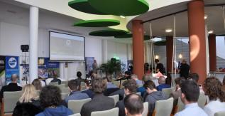 Start ME Up!: Tizennégy millió forintos befektetésért versengtek a miskolci startupok