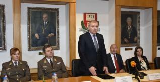 Együttműködési megállapodást írt alá a Magyar Honvédelmi Minisztérium és a Miskolci Egyetem