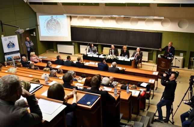 Centenáriumi Konferencia az Állam- és Jogtudományi Karon