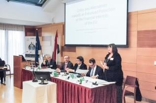 A legfőbb ügyész is részt vett az ÁJK nemzetközi konferenciáján
